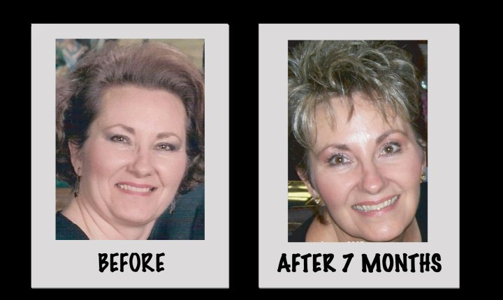 It Works Facial Applicators Before and After